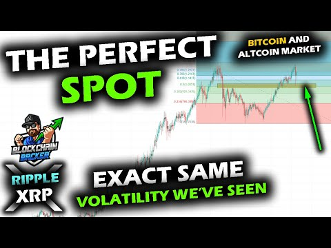 PERFECT BOUNCE ZONE as the Bitcoin Price, Altcoin Market and XRP Price Chart all Hit Technical...