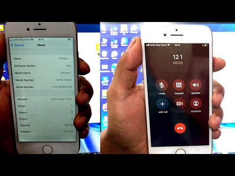[Windows] Perfect Tool iPhone iCloud GSM Activation Bypass With Call FIX,iOS 14.4,Fix All...