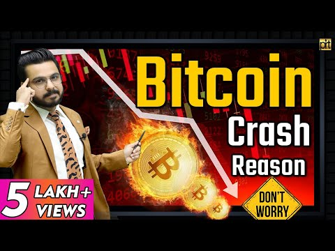 Why is #Bitcoin Crashing? Reasons of #Cryptocurrency Market Crash | #ChinaBan on Cryptocurrency