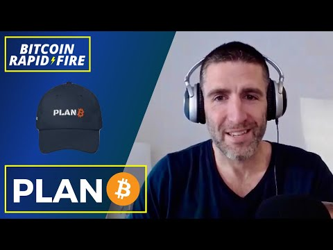 Plan B & The Journey of the Bitcoin Stock to Flow Model
