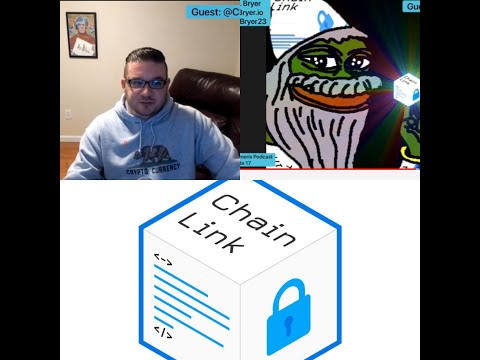 Episode 17 - The Vires in Numeris Podcast w / ChainLinkGod on ChainLink : Link : Oracle : Defi