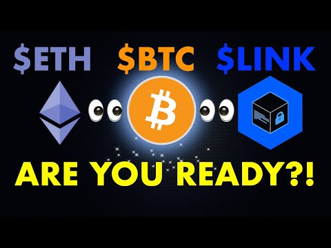 OPPORTUNITY OF A LIFETIME #BITCOIN #ETHEREUM #CHAINLINK (MUST WATCH)