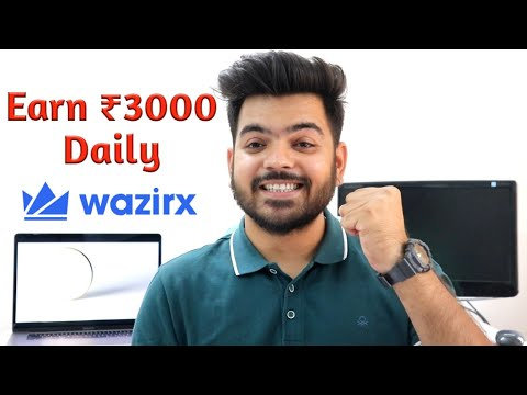 Earn daily minimum 3000₹ without any risk