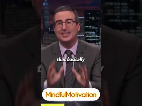 What is Bitcoin ? john oliver Explains #Shorts