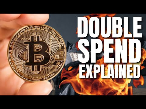 What Is A Bitcoin Double Spend [EXPLAINED SIMPLY]