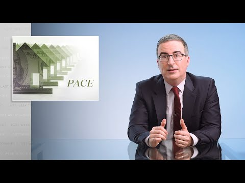 PACE: Last Week Tonight with John Oliver (HBO)